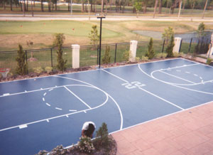 Basketball court striping Index of /