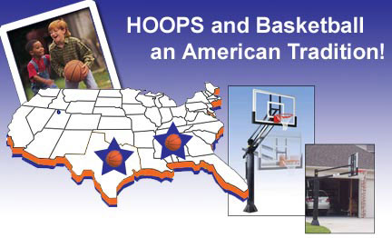 Hoops and Basketball an American Tradition
